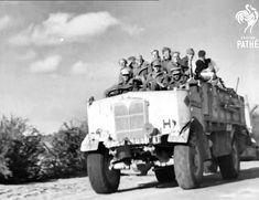 Caterpillar Bulldozer, Top Ride, Motor Works, Victoria Australia, Tow Truck, British Army, North Africa, Troops, Ww2