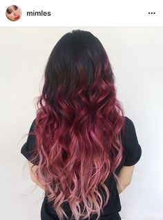 Hair Color 2019 for Long Hair: Basic Trends and Trends on the . Fashionable Hair Color 2019 for Long Hair: Basic Trends and Trends on the .Fashionable Hair Color 2019 for Long Hair: Basic Trends and Trends on the . Hair Dye Colors, Ombre Hair Color, Hair Color Balayage, Cool Hair Color, Blue Ombre, Haircolor, Balayage Hairstyle, Brunette Color, Burgundy Hair Ombre