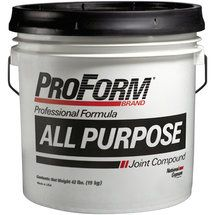 Proform All Purpose Ready Mix Joint Compound, Pail Purpose, Home Improvement, Walmart, It Is Finished, Bedroom, Modern, House, Products, Paper Mache