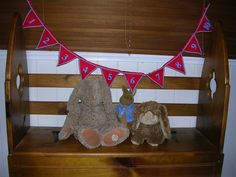 NAME BUNTING FLAG AND BANNERS - Bunting By Name