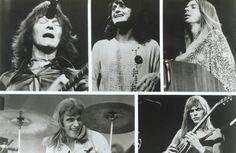 Nirvana y YES estan nominados al Salón de la Fama del Rock