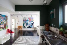 Casa de Valentina - Apartamento com ares de galeria