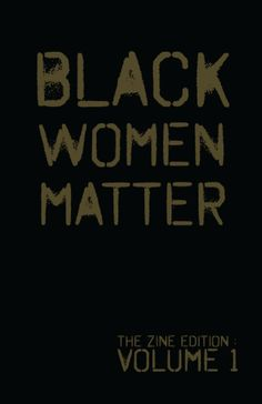 Black Women Matter Underground Sketchbook Zine - Volume 1: This zine is dedicated to black women. Read the stories of 11 black women who have been killed by law enforcement. Know their names. See their faces. Remember their stories. Anti-copyright.