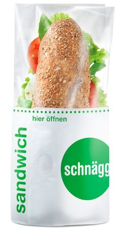 Schnägg Sandwich. Tasty looking PD.