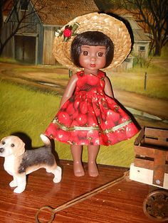 For Ann Estelle, or Patsy 10 in. dolls. On my ebay