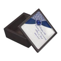 45th Wedding Anniversary Gift Box