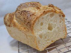 Gluténmentes Chef blog - Átol Tibor Chef Blog, Bread, Food, Meal, Essen, Hoods, Breads, Meals, Sandwich Loaf