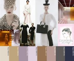 MODERN VINTAGE - MOOD + COLOUR AUTUMN/WINTER 2013/14