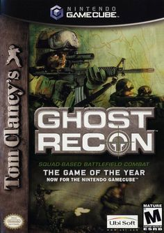 Tom Clancy's Ghost Recon (Nintendo GameCube, 2003)