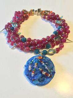 Colección Olimpo collar Hera