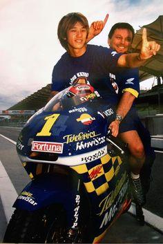 加藤大治郎選手 Honda Racing