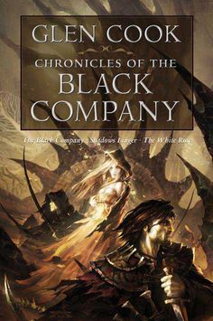 Chronicles of the Black Company. I just finished this book, Very good. I'm on to the books of the south (the next in the series) but def check this series out!
