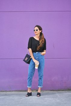 mom fit jeans | stellawantstodie