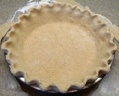 Paideig - oppskrift- perfekt til alle typer pai og det tar kun 25 minutter Whole Wheat Pie Crust, Danish Food, Recipe Images, Pie Dish, Food Porn, Food And Drink, Yummy Food, Treats, Desserts