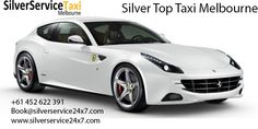 Silverservice24x7 offers best Cab services #Silver #Top #Taxi #Melbourne. Book rides by Book@silverservice24x7.com Check site www.silverservice24x7.com