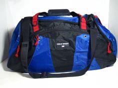 vintage polo sport duffle bag vintage 90's travel bag with strap    eBay