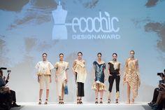 FULL COLLECTION designed by Wang Di, The EcoChic Design Award 2015/16 finalist #Redress #ECDA #EcoChicDesignAwards #SustainableFashion #WangDi