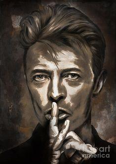 David Painting by Andrzej Szczerski