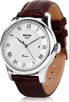 Watches Womens Fashion Casual Watches Leather Strap Solar System Analog Wrist Watch Quartz Round Watch