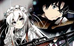 Hitsugi no Chaika Anime Review