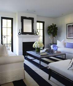 62 best striped interiors images stripes houses living room decor rh pinterest com