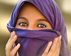 pretty eyes.