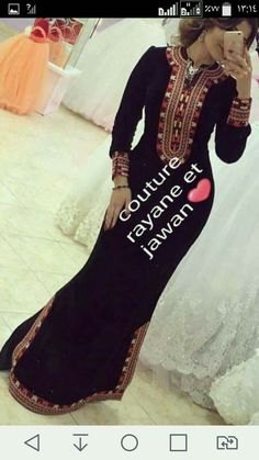 Afghan Clothes, Afghan Dresses, Abaya Fashion, Fashion Dresses, Classy Outfits, Beautiful Outfits, Caftan Dress, Embroidery Dress, Mode Style