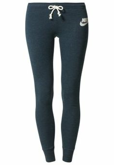 Nike Sportswear RALLY - Leggins - armory navy - Zalando.de Vetement Nike  Femme 1e67483bea3