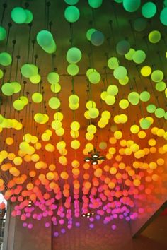 Coloured Lights <3