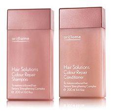 Oriflame Colour Repair Shampoo and Conditioner