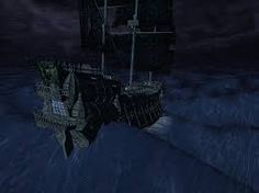 Image result for flying dutchman ghostly crew