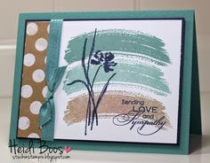 Stuck on Stampin': Work of Art Thank You
