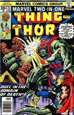 Marvel Two-In-One 23