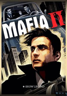 Mafia 2 artwork