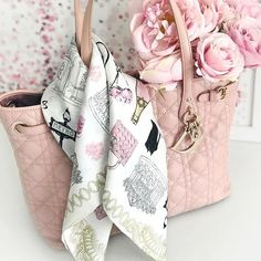 My new Silk Scarf 'A Day in Paris' This is one the four new designs that I've just released today! All Silk Twill with hand rolled… Megan Hess Illustration, A Day In Paris, Kerrie Hess, Princess Aesthetic, Australian Fashion, Silk Scarves, Leather Clutch, Vintage Pink, Girly Things
