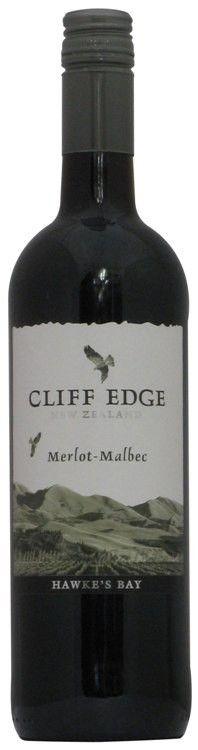 Merlot-Malbec, Cliff Edge, Hawkes Bay, New Zealand 2011