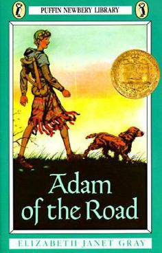"""Adam of the Road by Elizabeth Janet Gray