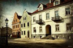 Ancient streets of Radom** by Viktor Korostynski, via 500px