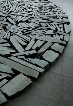 Richard Long, Berlin Circle, 1996