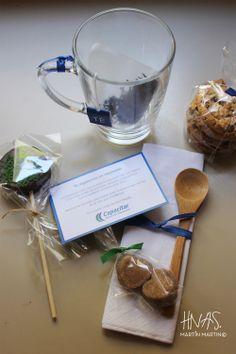 Disfrutá tu momento - Kit de té para Capacitar - Desarrollo empresario