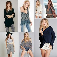 All new Free People!