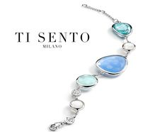 If there is one bracelet to shop for this season, make it a blue one!  Available at Daniel Jewelers, Brewster New York