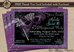 Hey, I found this really awesome Etsy listing at https://www.etsy.com/listing/155854173/mardi-gras-invitation-masquerade-party