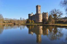 ✅ Château de Montbrun - Dournazac (87) France