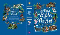 My First Bible and Prayers on Behance