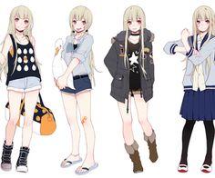 anime fashion - Google Search