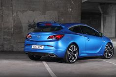 New Astra opc looking hot !
