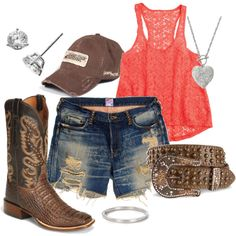 i love this outfit! Now to get the body to ROCK this look! Summer 2014!
