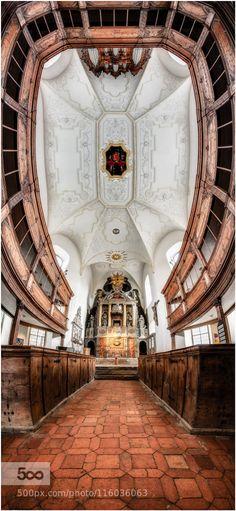 St. Blasii (Quedlinburg) Vertorama by tokuitakana