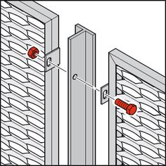 Architecture Concept Drawings, Architecture Details, Interior Architecture, Cladding Design, Facade Design, Metal Facade, Metal Panels, Balcony Railing Design, Warehouse Design